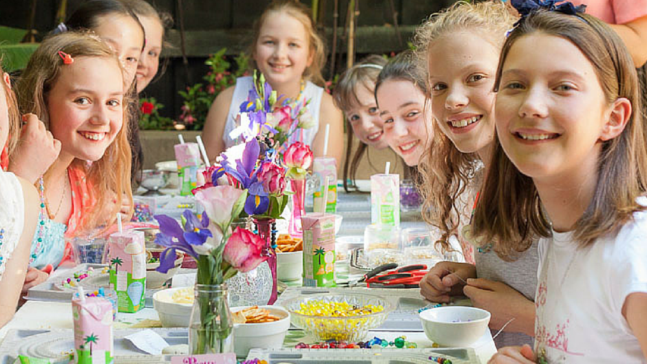 Confidence Through Creativity  Jewellery Making Parties - Sydney & Melbourne  OUR PARTIES