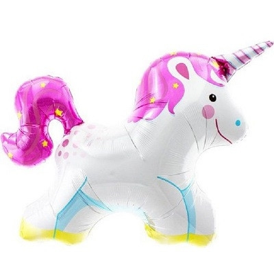 Fabulous unicorn balloon from Ruby Rabbit