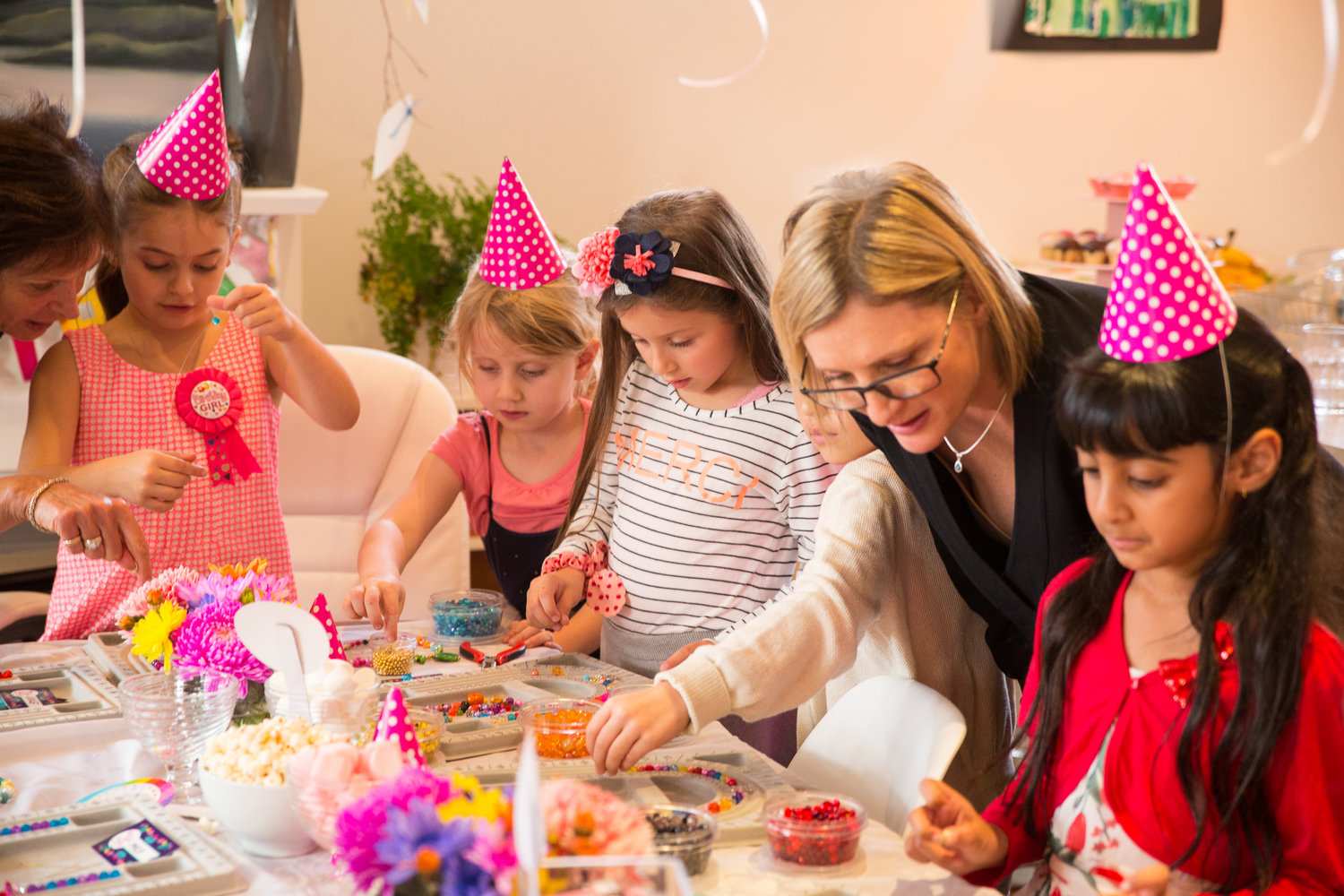 jewellery making parties for 8 11 year olds in melbourne and sydney