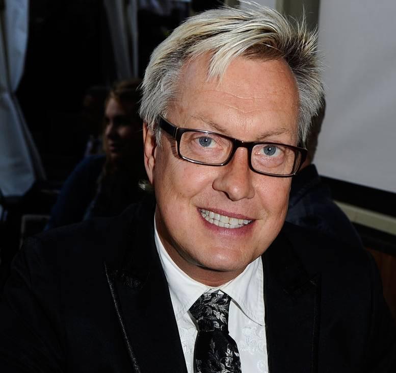 Lars- Åke Wilhemsson i Egen hög person