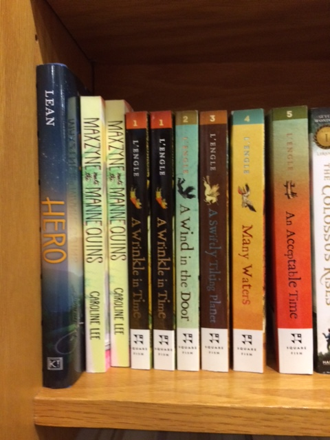 Don't see it on the bookshelf? Ask your local librarian for a copy!