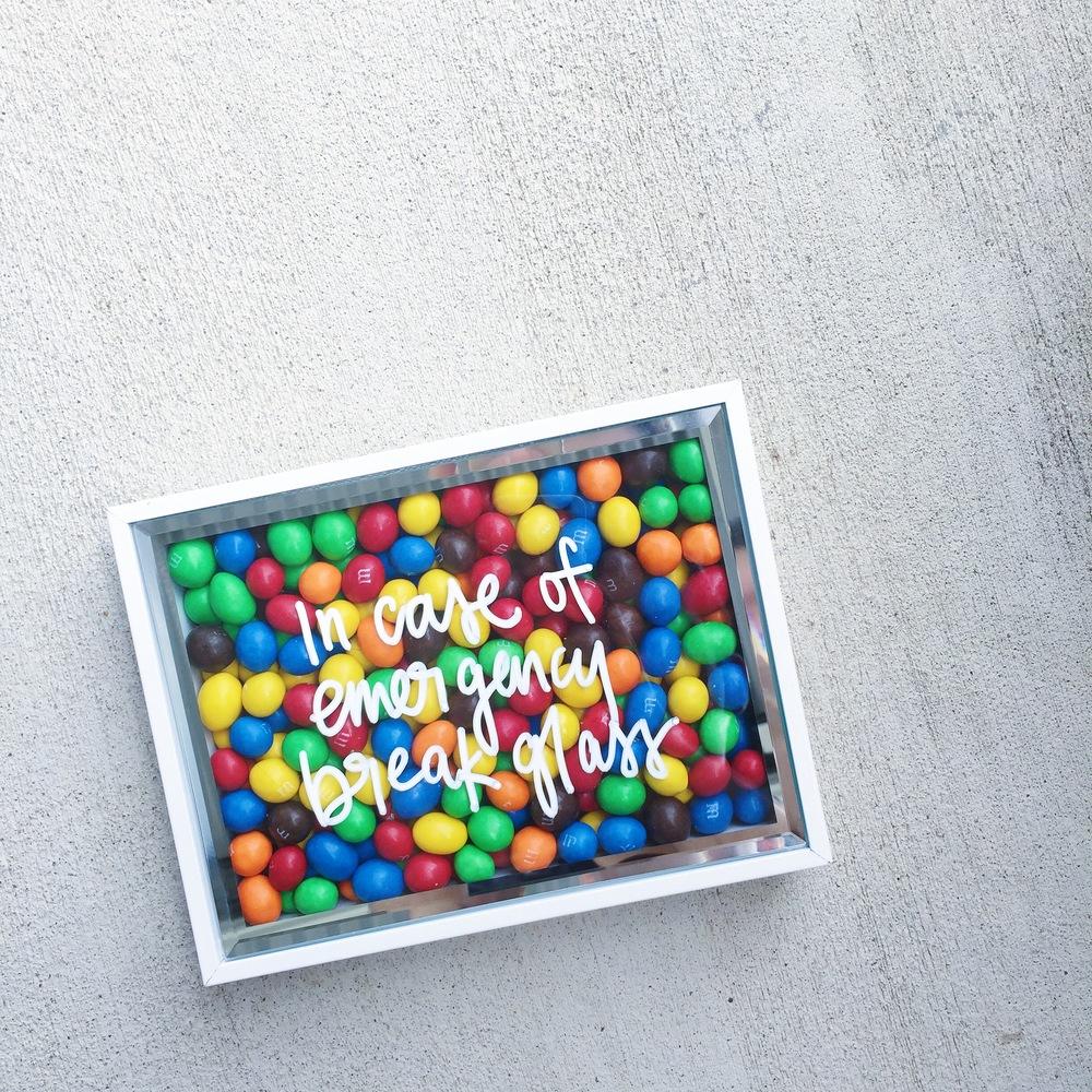 diy emergency chocolate | mrtimothyjames | four