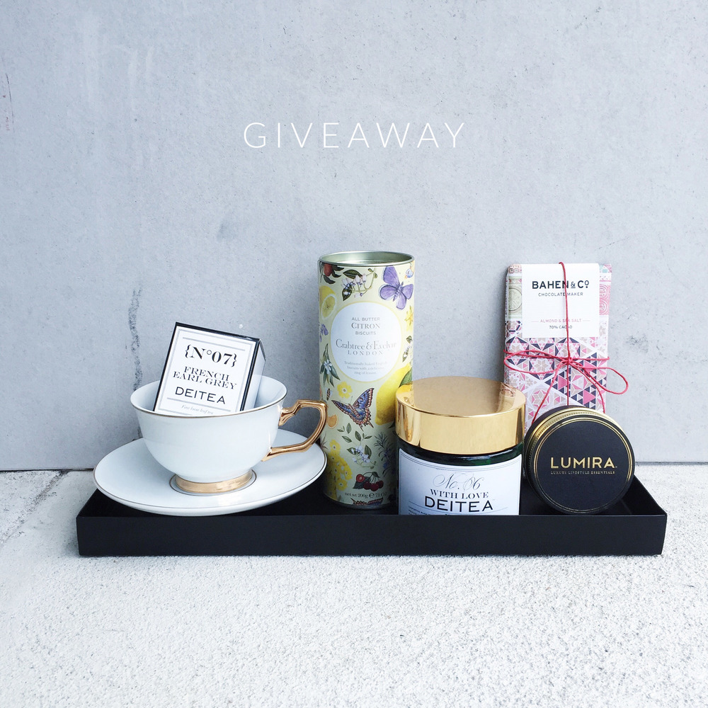 tea time giveaway | mrtimothyjames