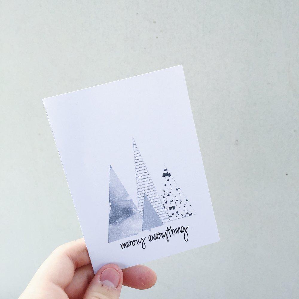 xmas cards | mrtimothyjames | three