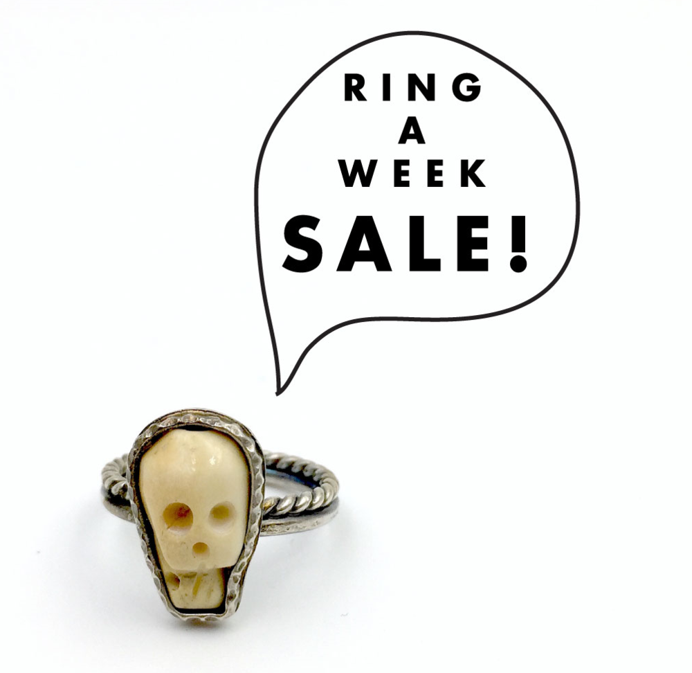 Ring a Week Sale