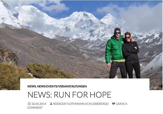 Ich liebe Berge | Der führende Schweizer Outdoorblog, 26. Mai 2014