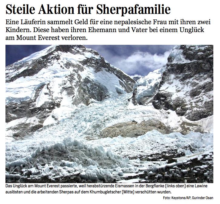 Jungfrau Zeitung, 09. Juli 2014