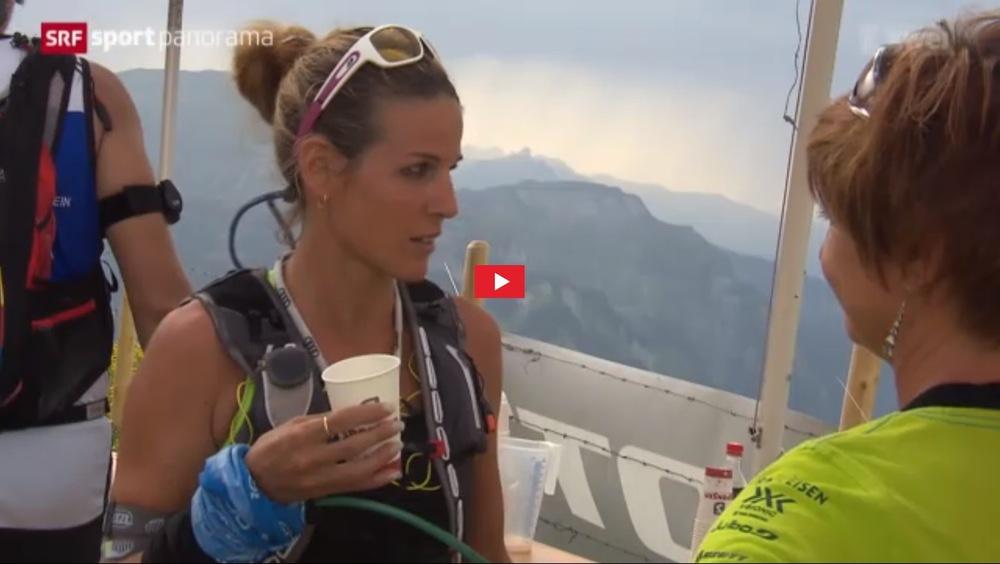 Ein 8-minütiger Beitrag über den Eiger Ultra Trail im SRF Sportpanorma (ab 1:02:40). Auch Brigitte sieht man kurz (1:07:01)