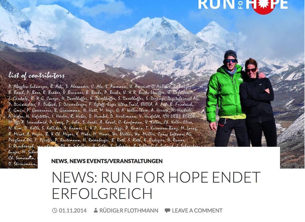Ich liebe Berge | Der führende Schweizer Outdoorblog, 1. November 2014