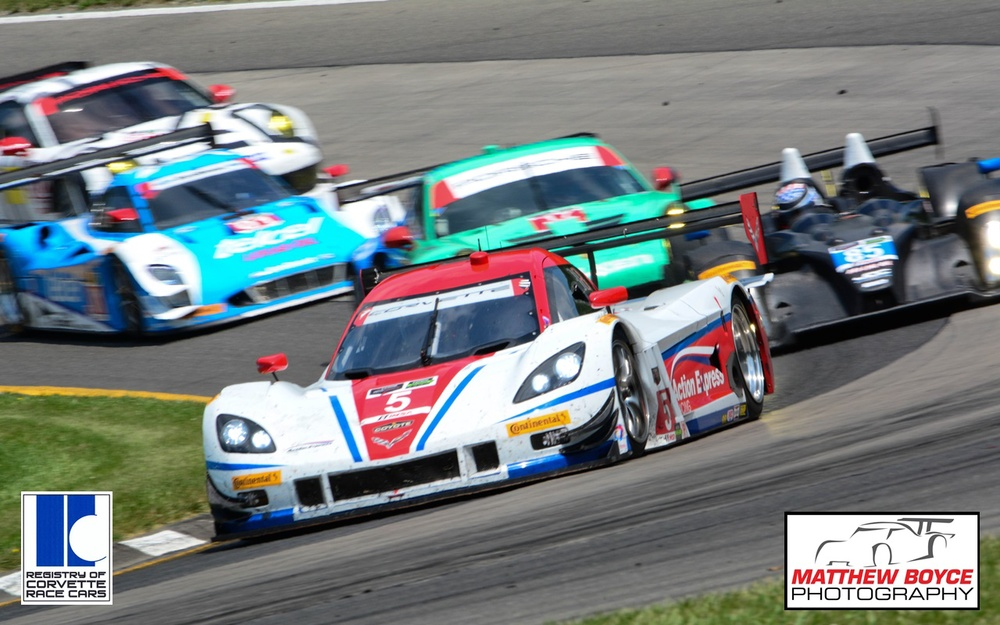 # 5 - 2014, USCR P Class, Barboza & Fittipaldi Action Express champ