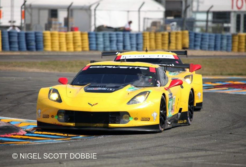 # 74 - 2014 Le Mans - Corv Racing C7.R-002 at LeMans
