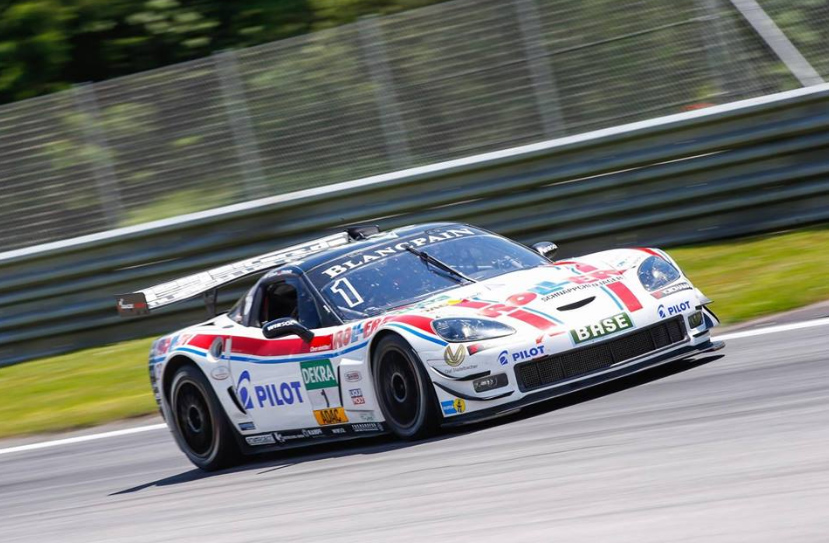 4. # 1 - 2014 ADAC - GT Wirth & Keilwitz, Callaway Racing