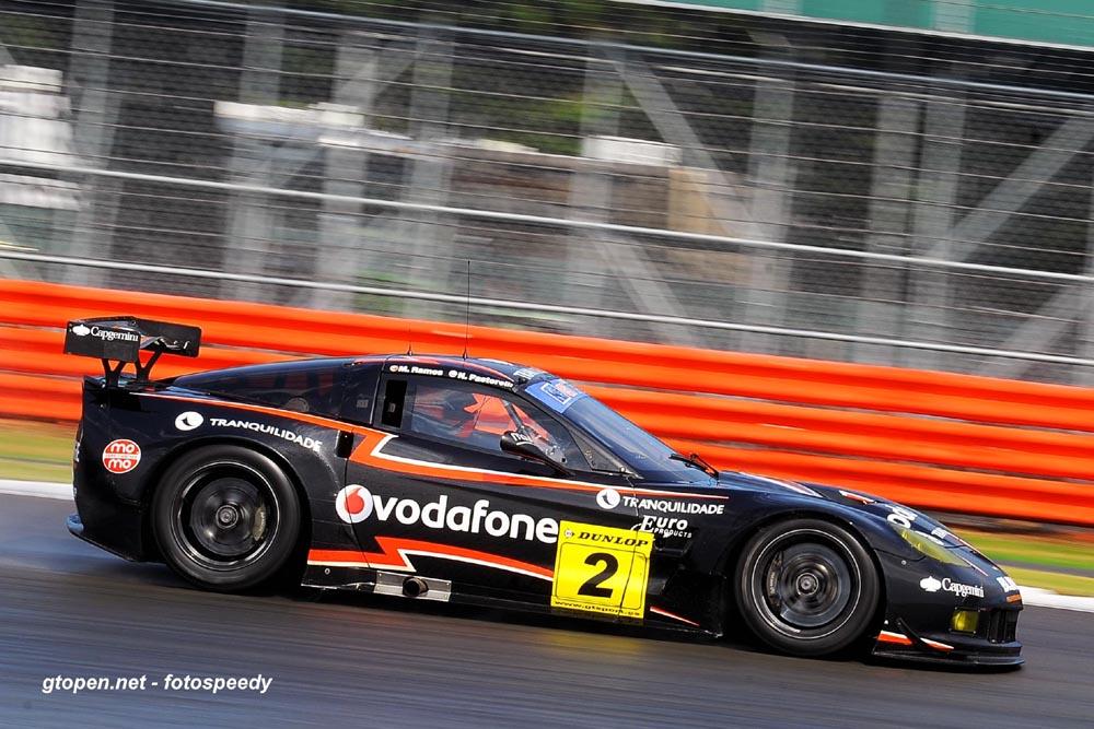 # 2 - 2014 GT Open Ramos & Pastorelli, V8 Racing