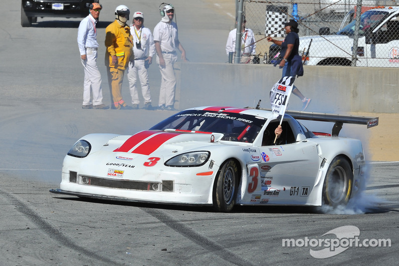 # 3 - 2014, SCCA Runoffs Kyle Kelley GT1 champ