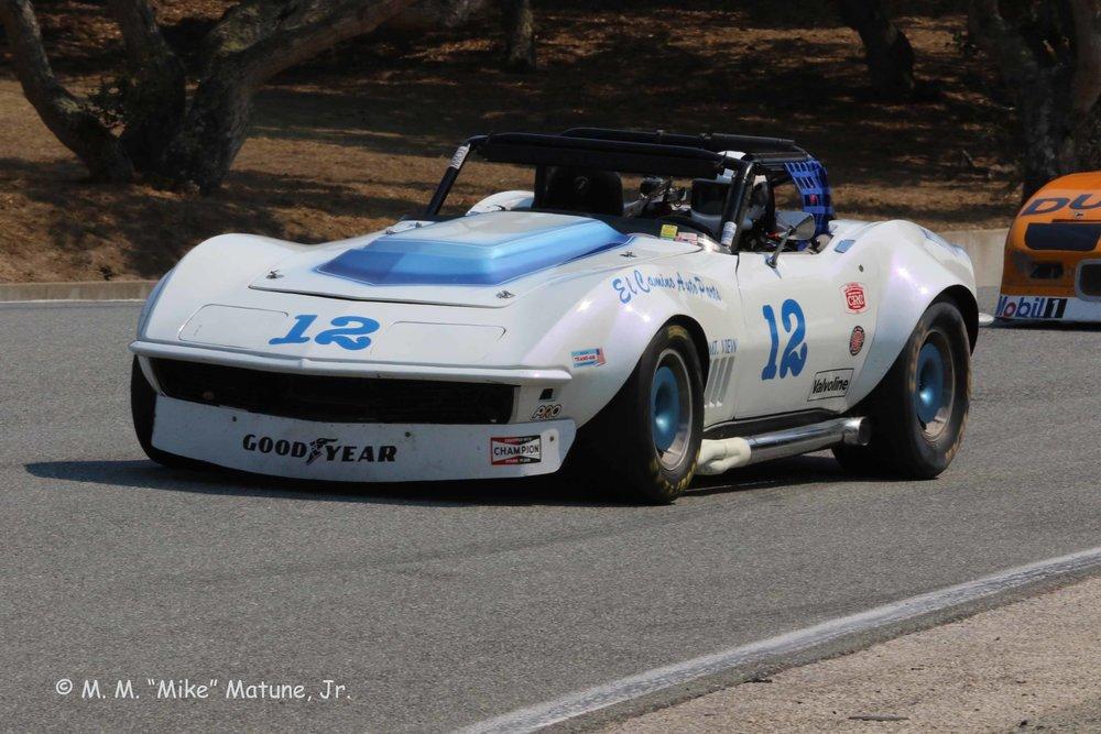 Vintage Laguna Seca Rmmr Registry Of Corvette Race