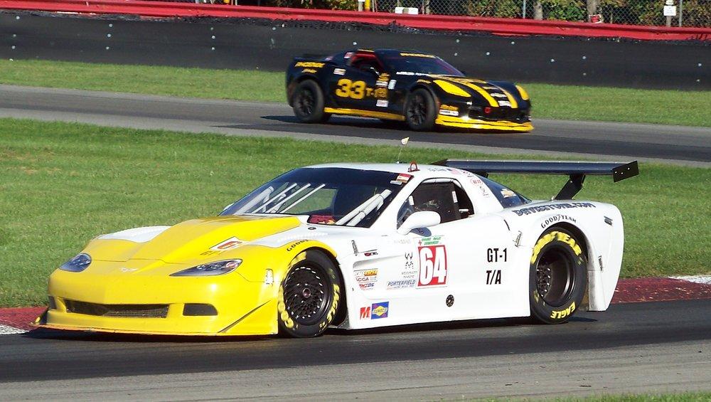 Scca National Runoffs At Mid Ohio Registry Of Corvette