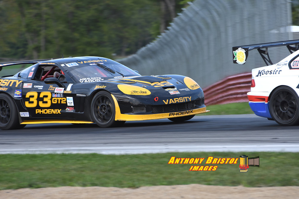 Scca National Runoffs At Mid Ohio Registry Of Corvette Race Cars Because You Want To Know