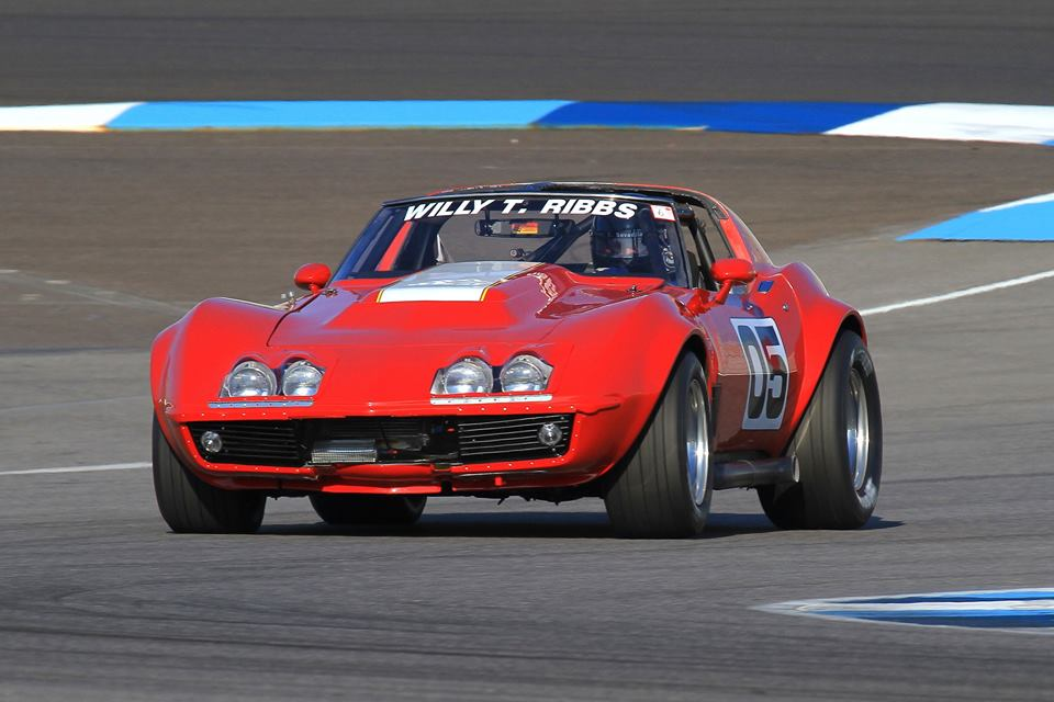 Vintage SVRA CoTA — Registry of Corvette Race Cars: Because You Want ...
