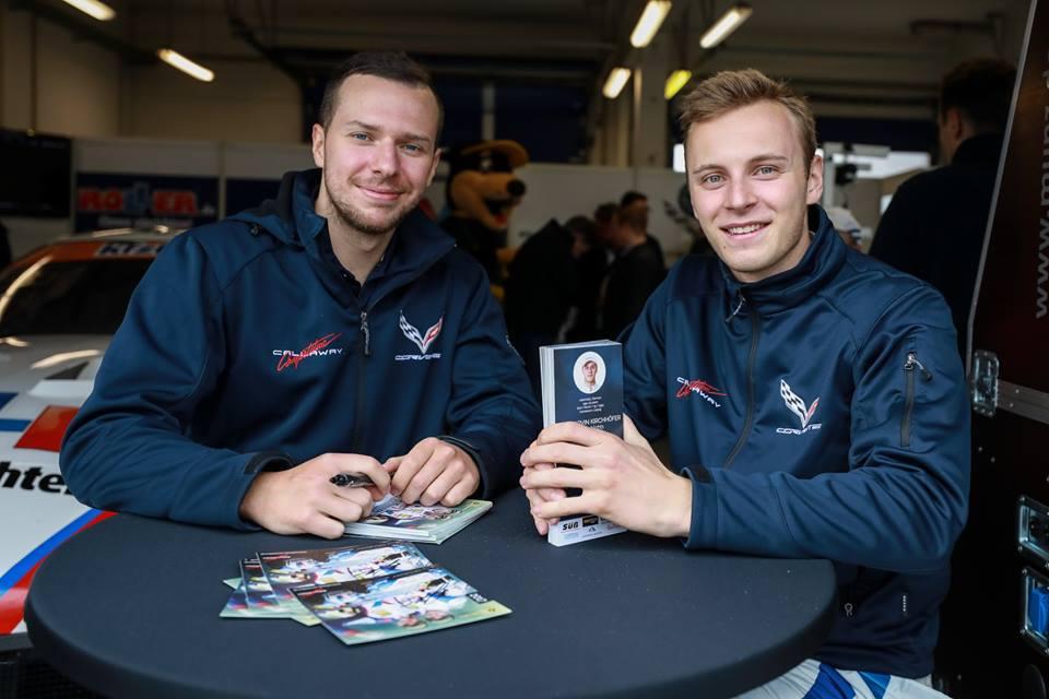 # 1 - 2018 ADAC GT Daniel Keilwitz & Marvin Kirchofer at Oschersleben.jpg