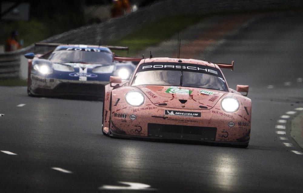# 92 - 2018 FIA Le Mans Manthey Porsche 911RSR Pink Pig (GTE Pro winner) 04.jpg