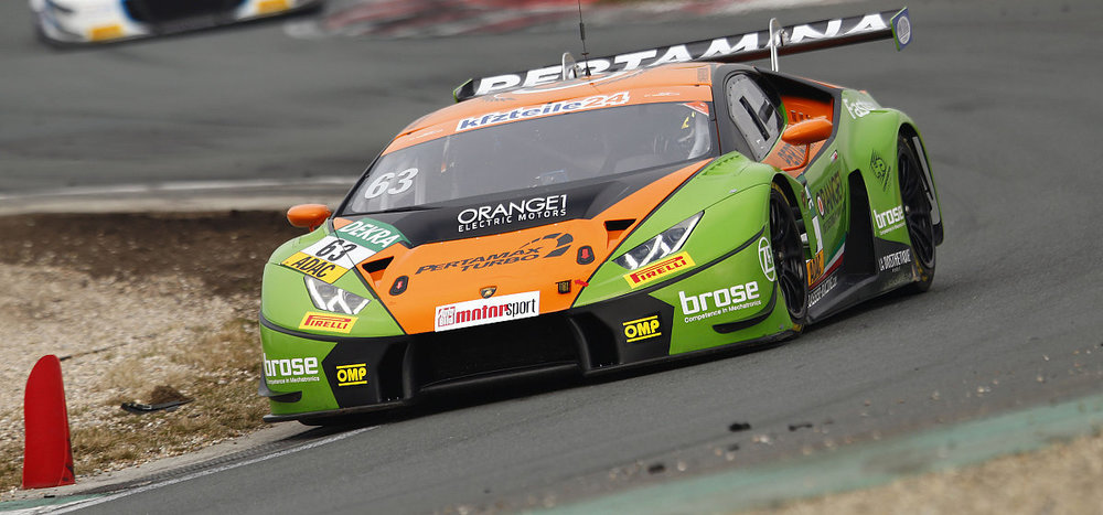 # 63 - 2018 Zandvoort ZRT Orange Grasser Lambo GT3 01.jpg