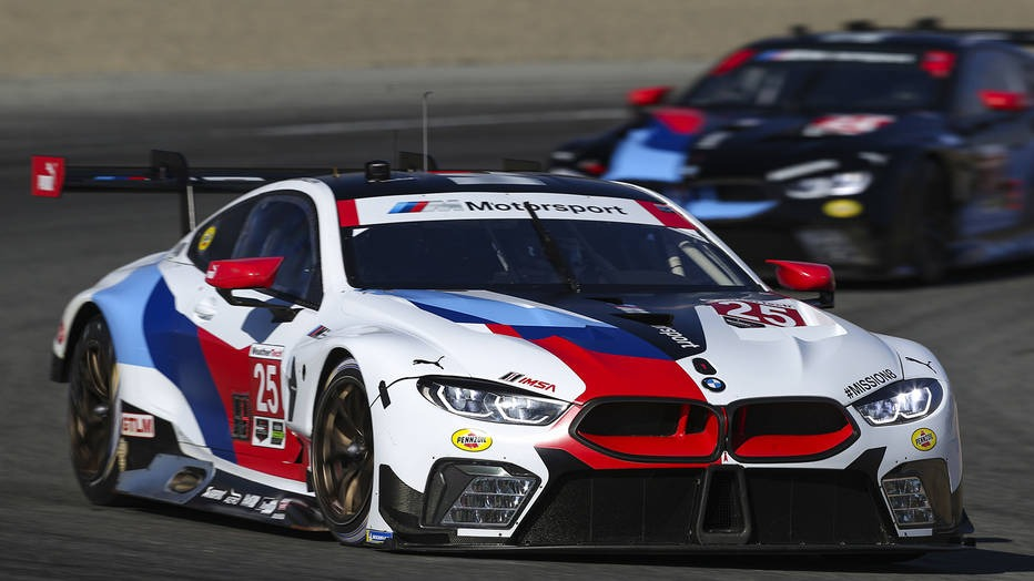 # 25 - 2018 IMSA BMW M8 Connor de Fillippi winner.jpg