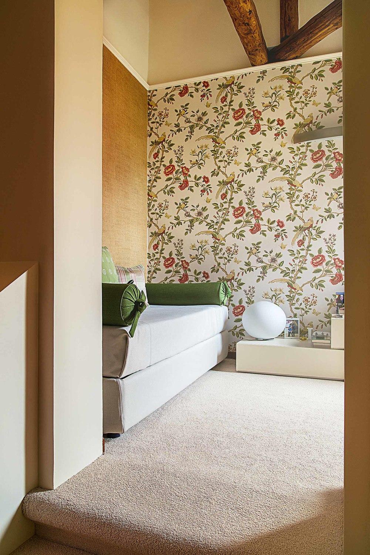 Accesso alla camera - Dopo l'intervento di ristrutturazione e restyling - Venezia