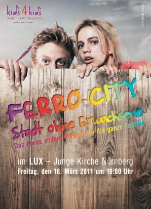 Ferro City Musical