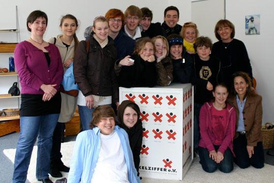 kids4kids zugunsten Dunkelziffer e.V. als Gastauf Kampnagel in Hamburg