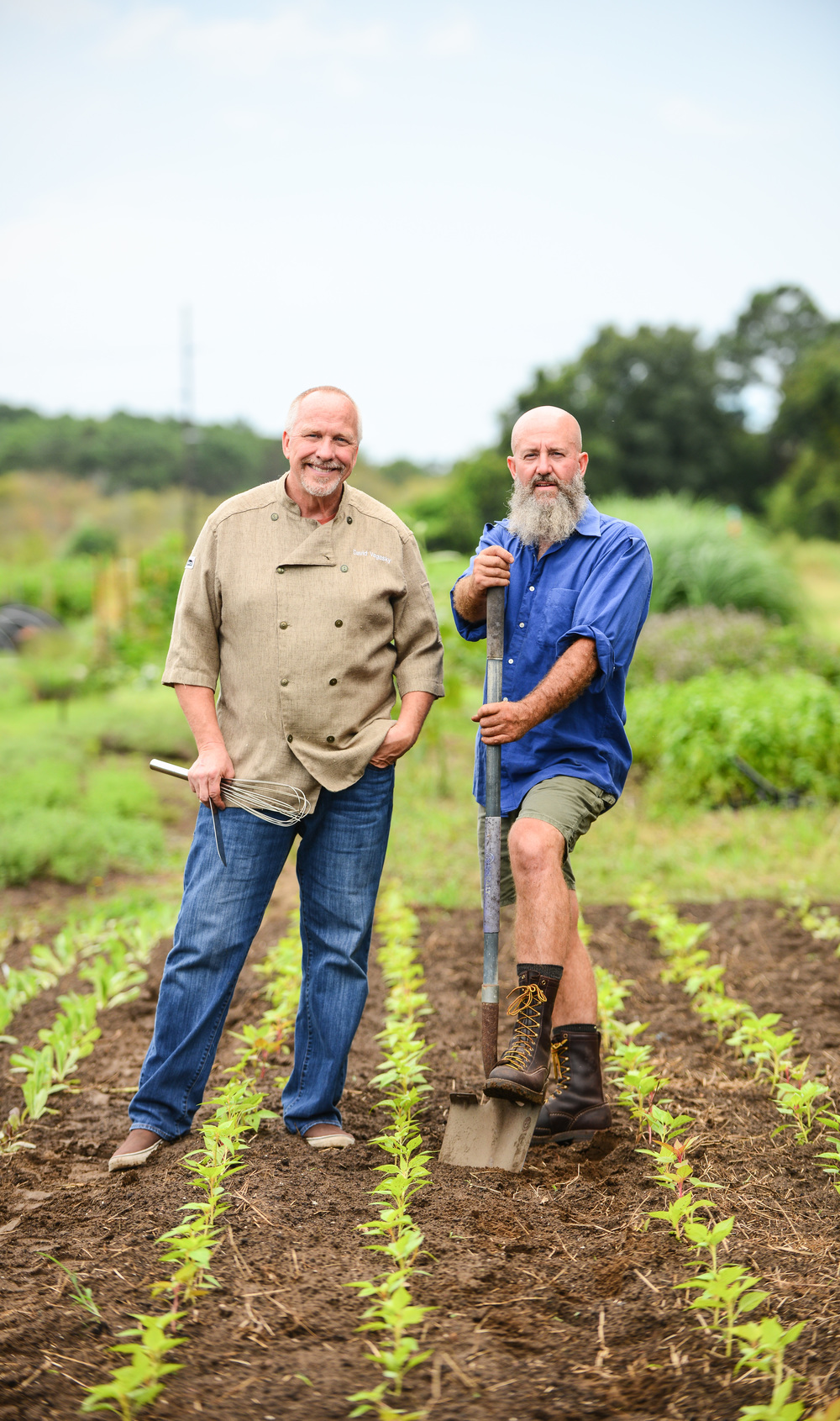 The Farmer & The Chef, promotional portrait