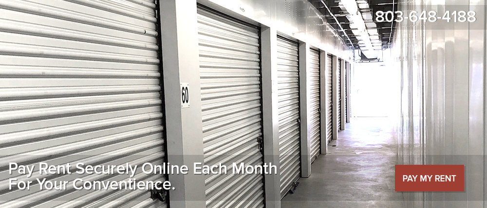 B&H Self-Storage | Size My Storage Unit Aiken, SC