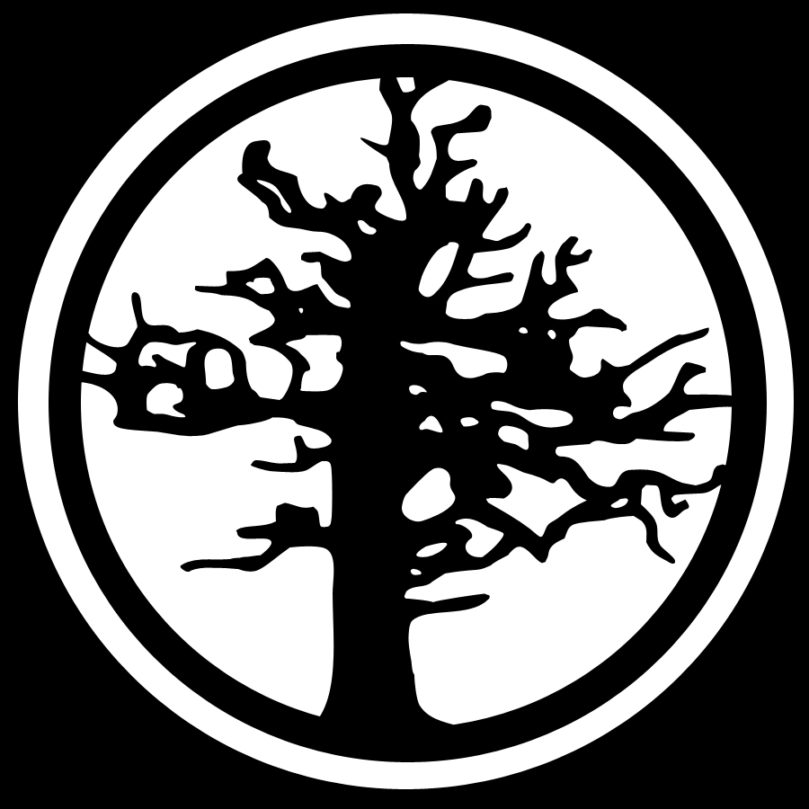 Circle Tree Logo In Black Pictures to Pin on Pinterest ...