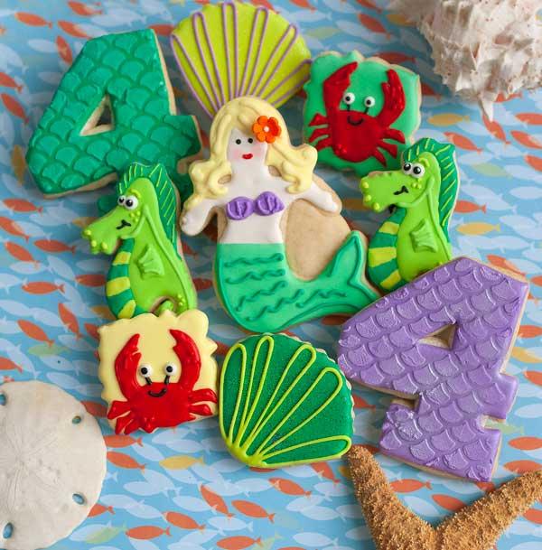 © Mermaid Birthday Cookies.jpg
