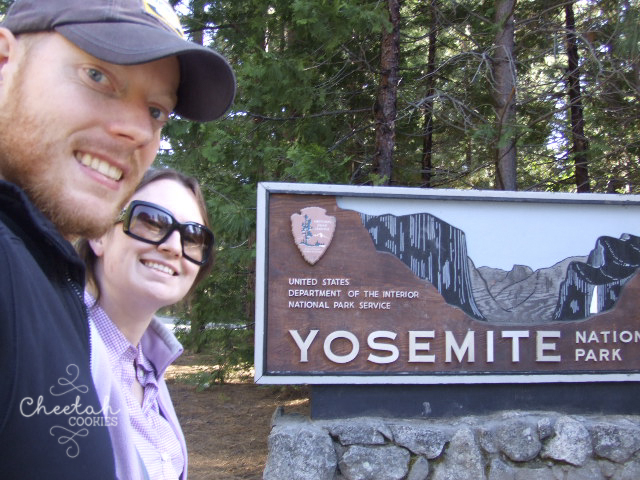 Yosemite - June 4th 2008