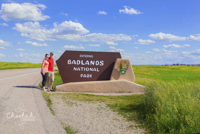 Badlands- June 23rd 2014