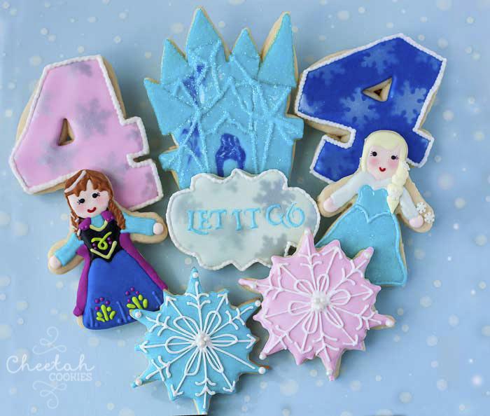 © Frozen Cookies