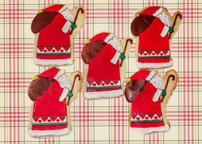 St. Nicholas Day Cookies