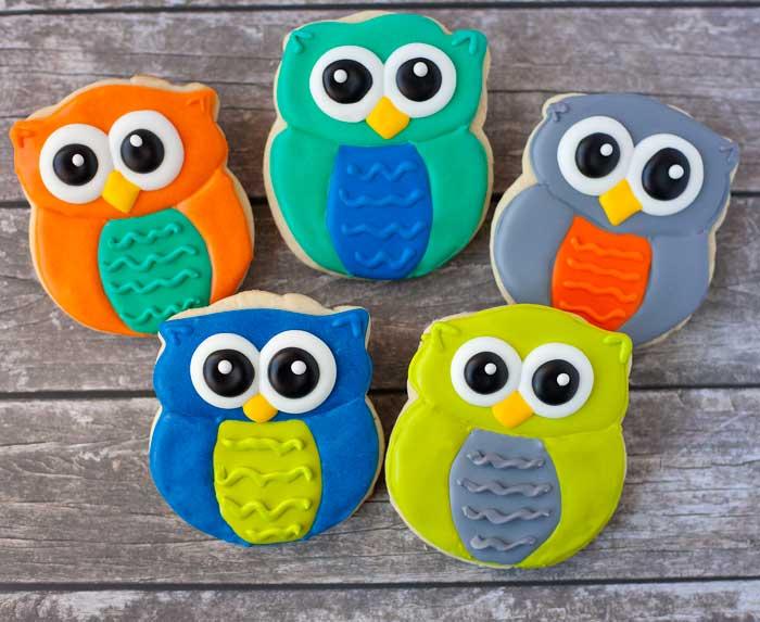© Owl Cookies