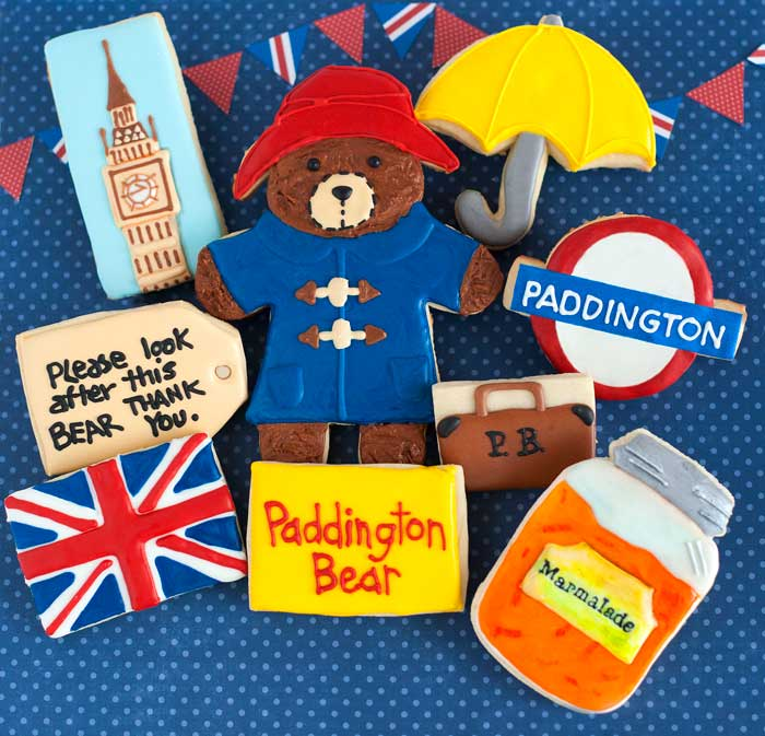 © Paddington Bear Cookies