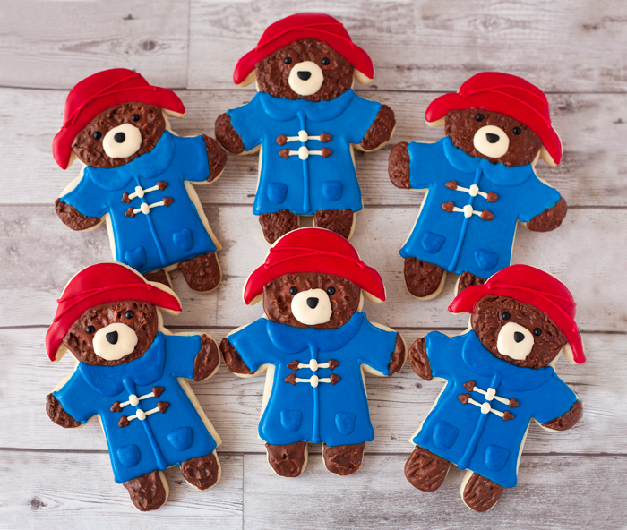 © Paddington Party Cookies
