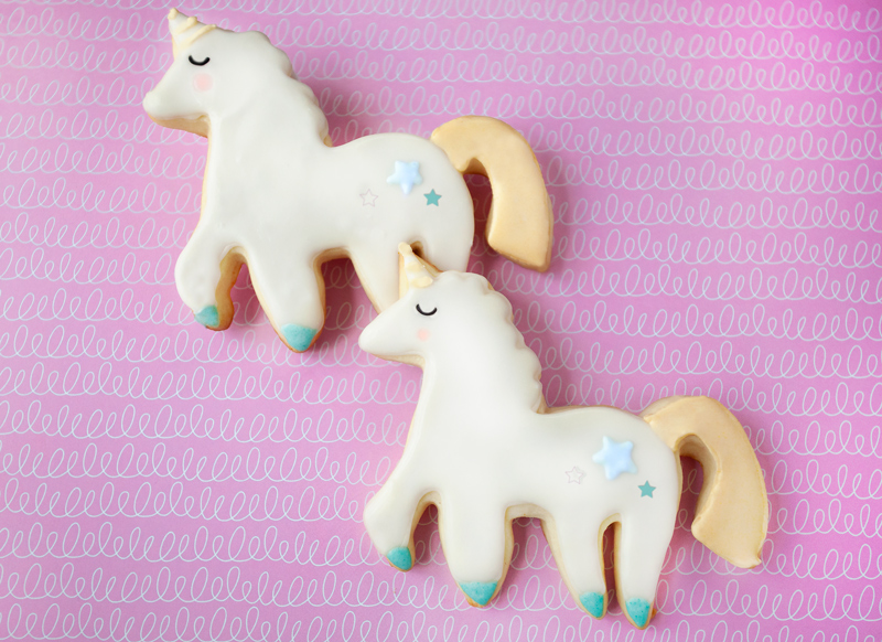 © Meri Meri Unicorn Cookies
