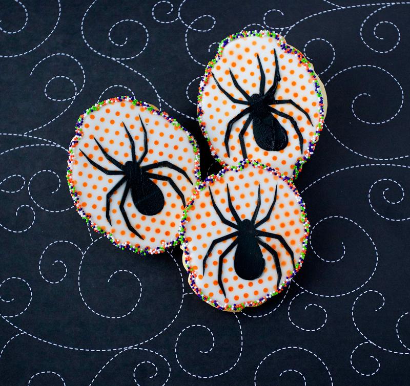 © Spider Cookies