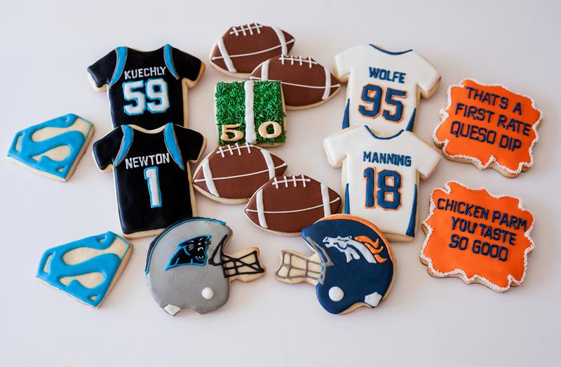 © Football Game 50 cookies