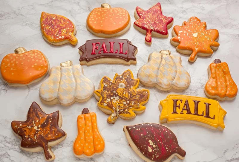 © Fall Cookies