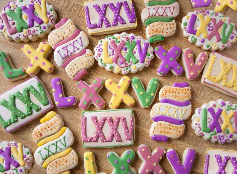 ©LXXV Cookies