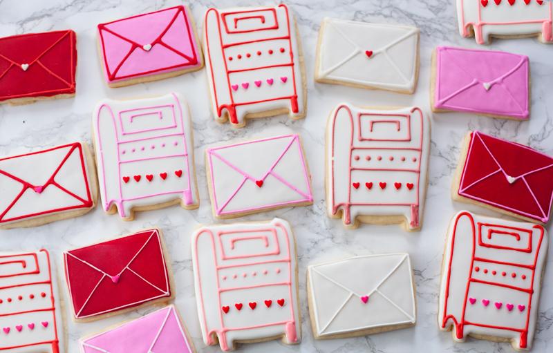 © Love Letters Cookies