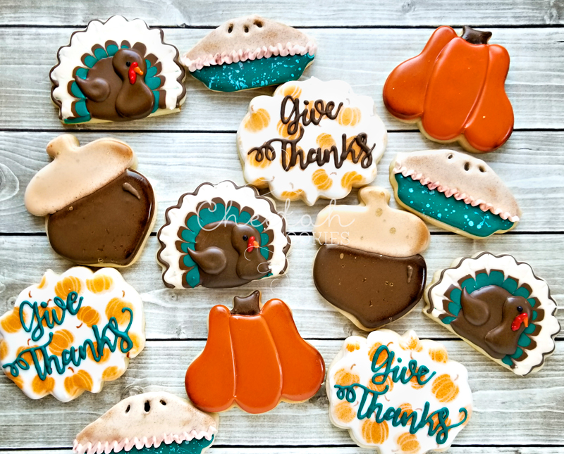 © Give Thanks Cookies