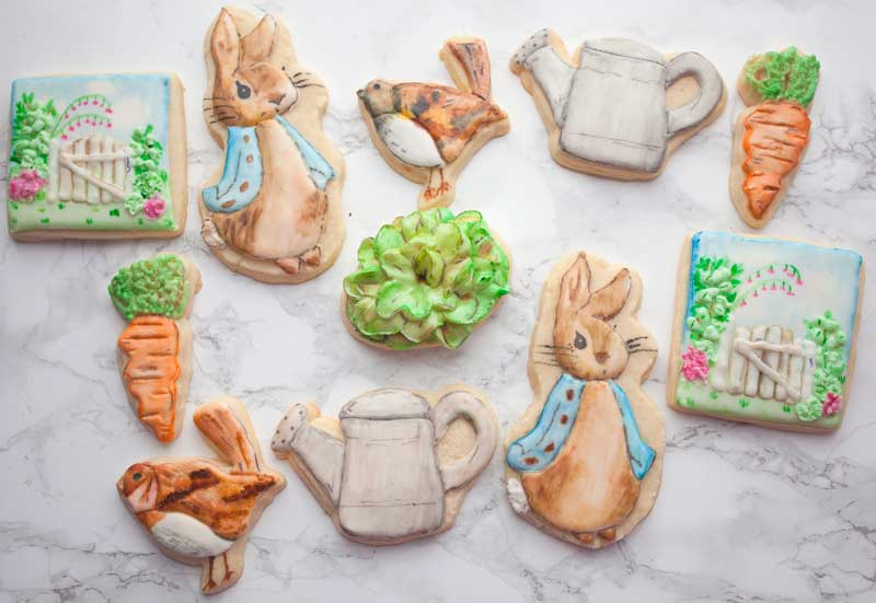 © Peter Rabbit Cookies