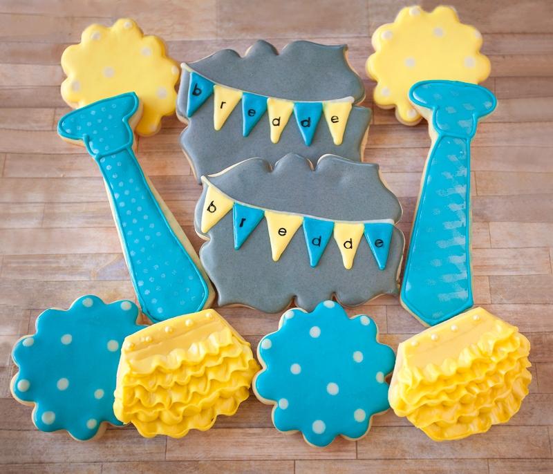 © Gender Reveal Cookies
