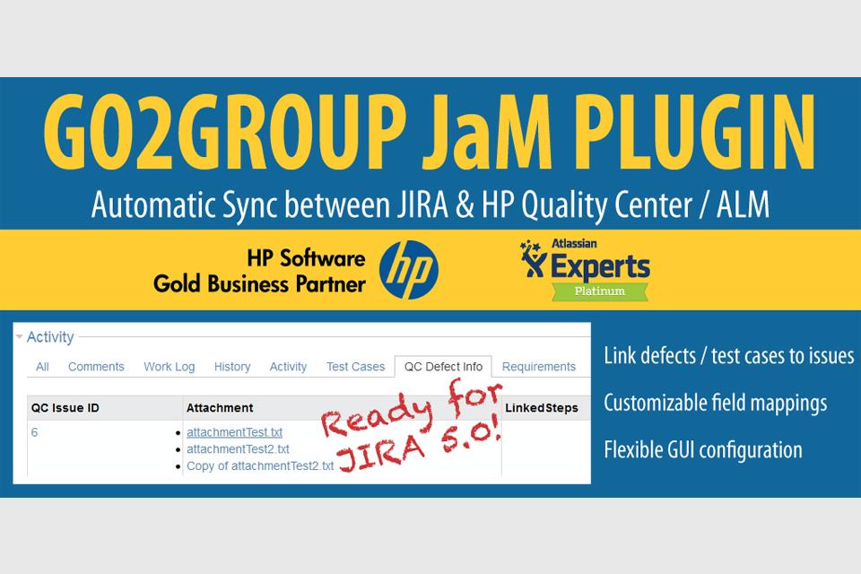 William Anderson, My Portfolio: Go2Group JaM Plugin - Bringing A Product To Market